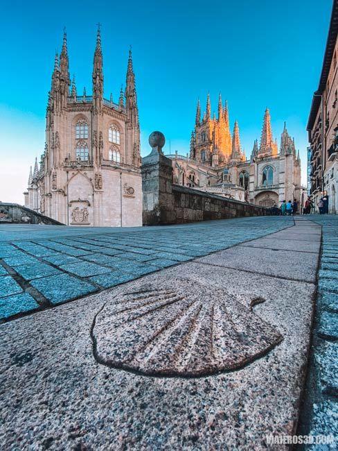 Camino de Santiago en Burgos, Catedral de Burgos