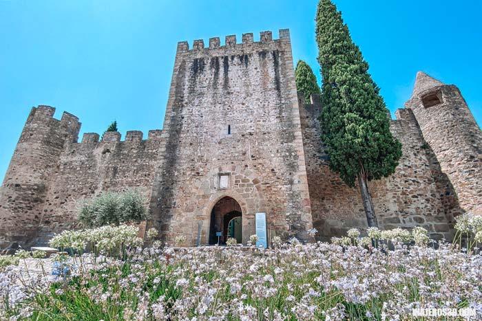 Castillo Alter do Chao, Qué ver en Portalegre y el Alto Alentejo