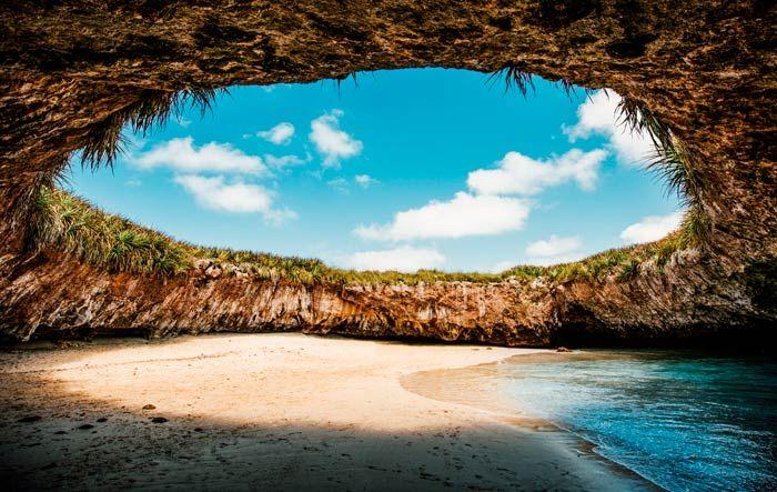 Islas Marietas, qué ver en Riviera Nayarit.