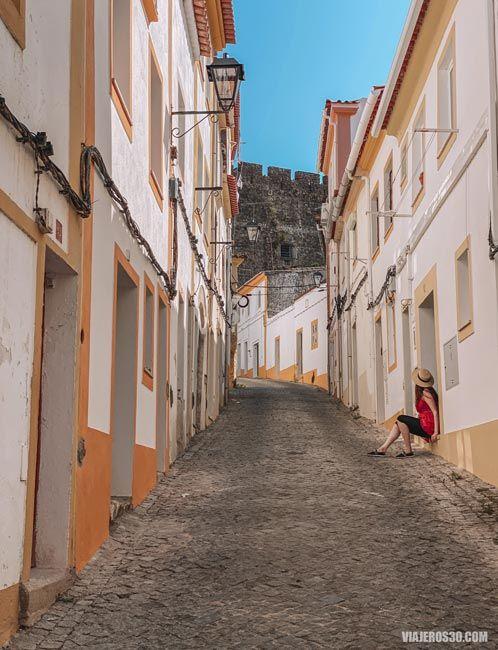 Imagen de la ciudad de Portalegre