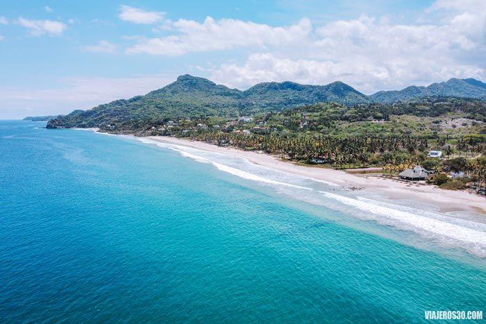 Playas de Riviera Nayarit, Punta de Mita