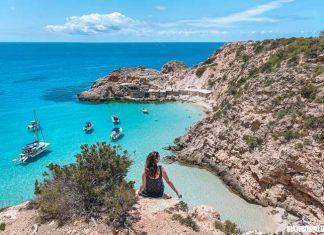 Las mejores playas de Ibiza, Cala Tarida
