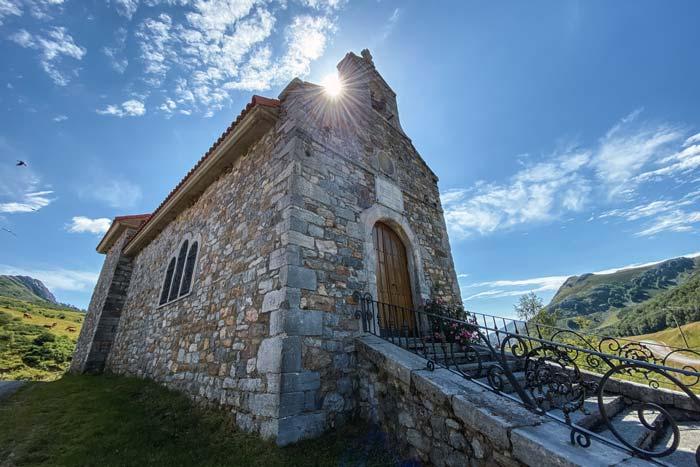 Ermita de Riosol, Montaña de Riaño.