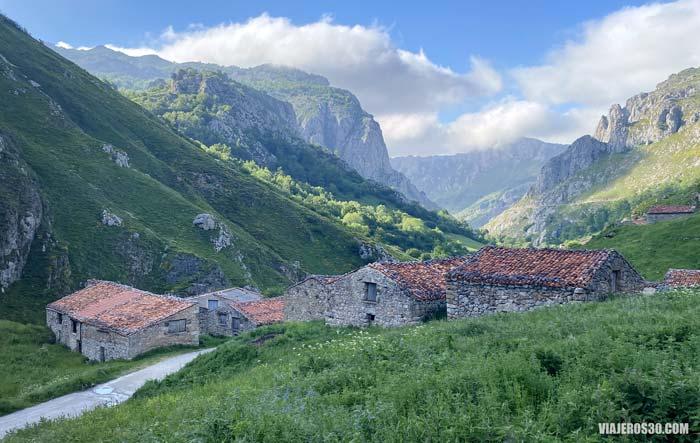Invernales del Texu, Picos de Europa