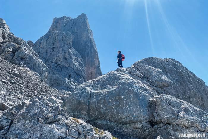 Ascenso Picu Urriellu
