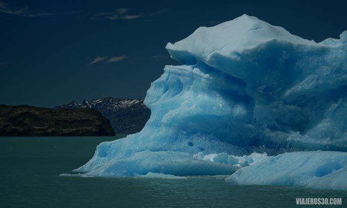 Icebergs lago Argentino, qué hacer en El Calafate