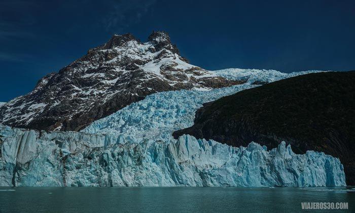 Glaciar Spegazzini.