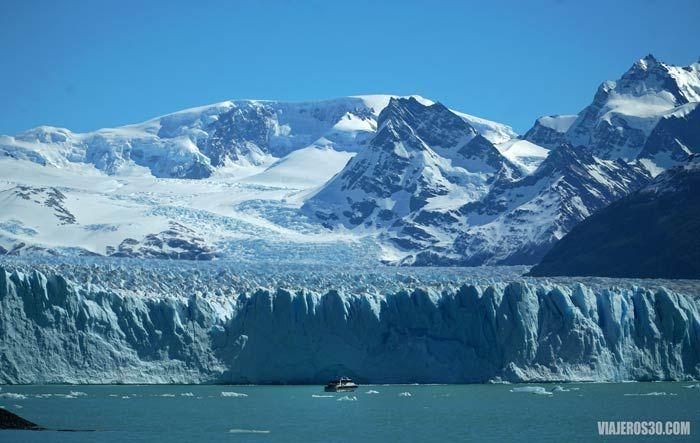 Glaciar Perito Moreno, excursión desde El Calafate